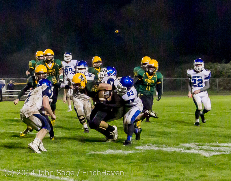 8254 Football v Chimacum 103114