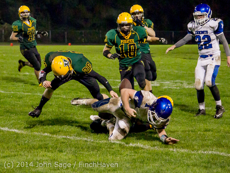 8291 Football v Chimacum 103114