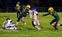 8322 Football v Chimacum 103114