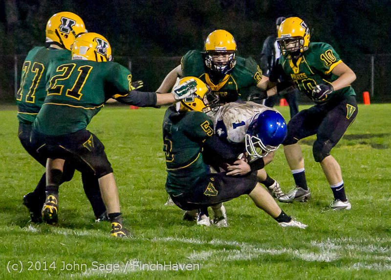 8334 Football v Chimacum 103114