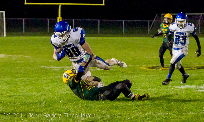 8389 Football v Chimacum 103114
