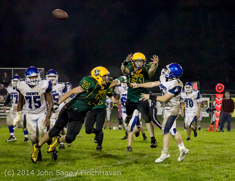 8513 Football v Chimacum 103114