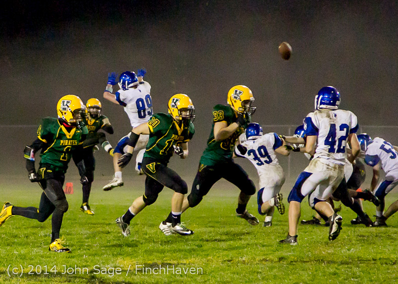 8592 Football v Chimacum 103114