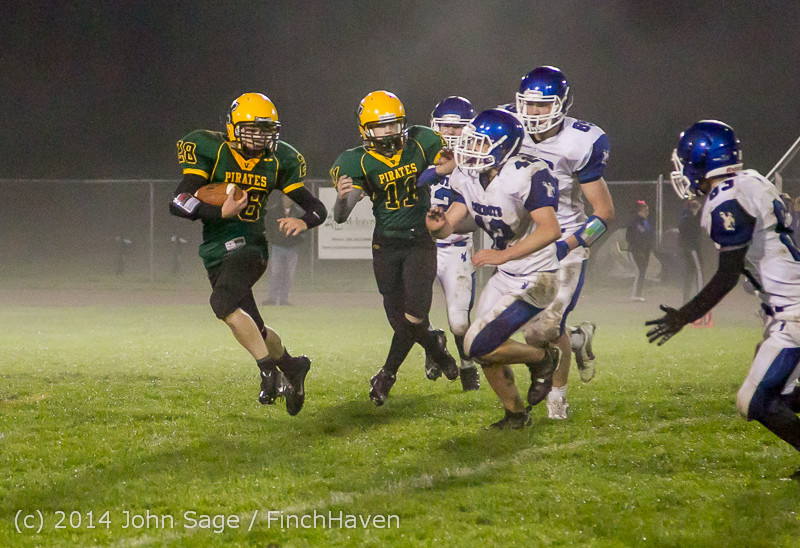 8797 Football v Chimacum 103114