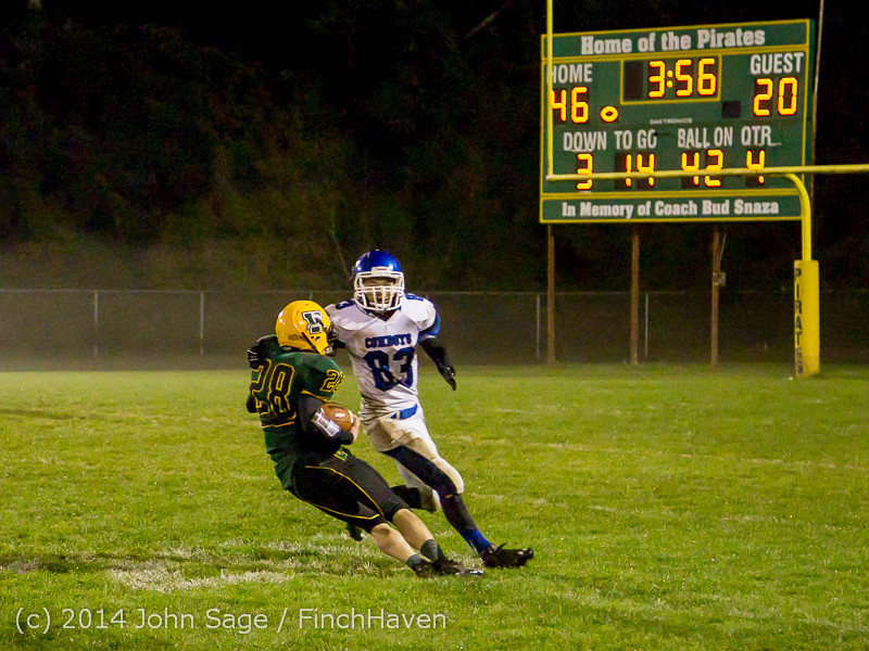 8838 Football v Chimacum 103114