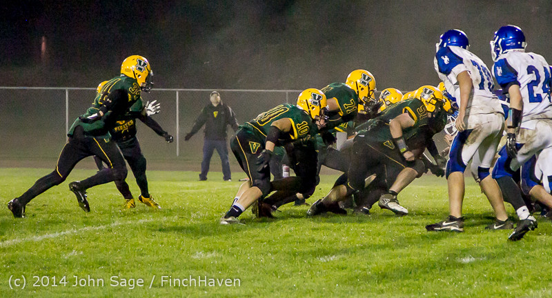 9010 Football v Chimacum 103114