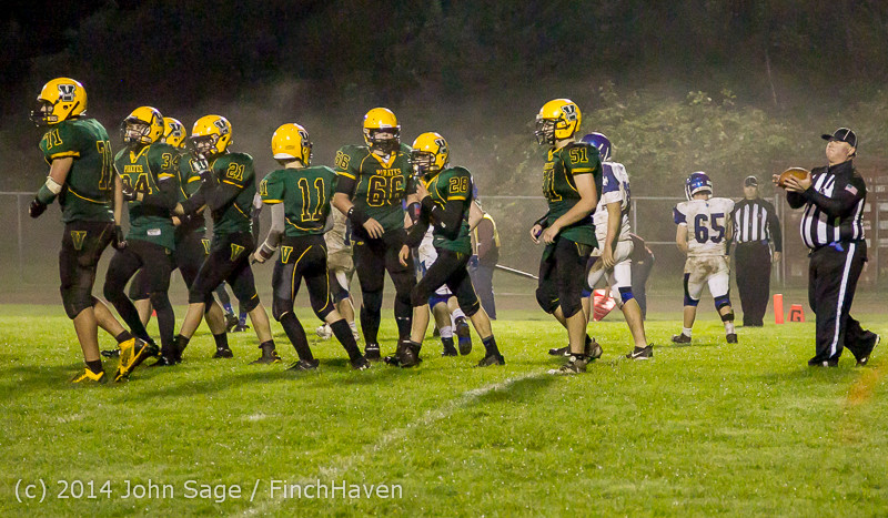 9038 Football v Chimacum 103114