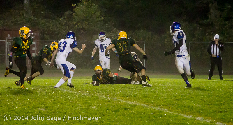 9074 Football v Chimacum 103114