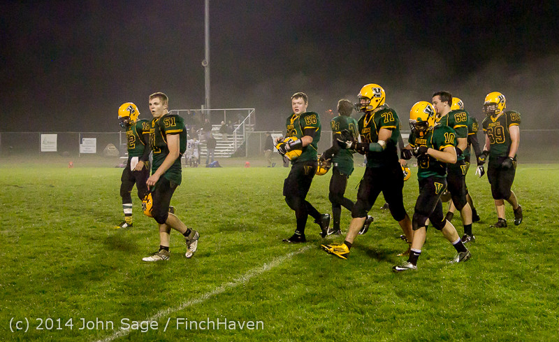 9203 Football v Chimacum 103114