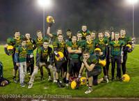 9361 Victory Celebration Football v Chimacum 103114