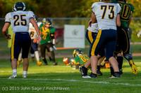 16309 Football v Forks 090415