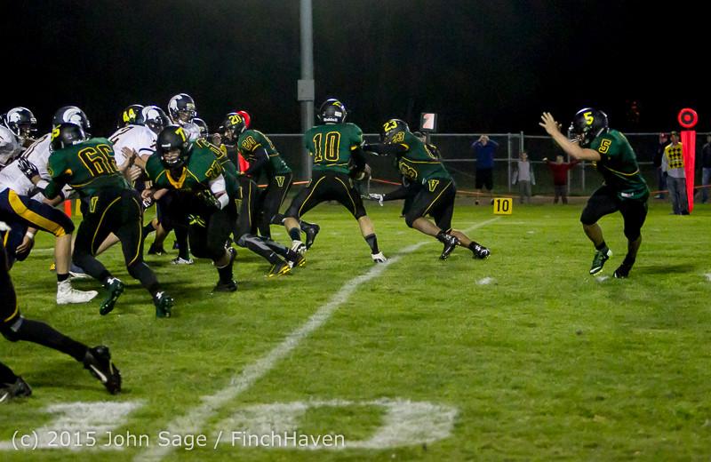 20091 Football v Forks 090415