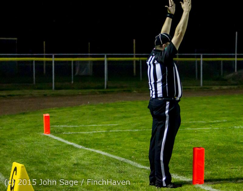 20115 Football v Forks 090415