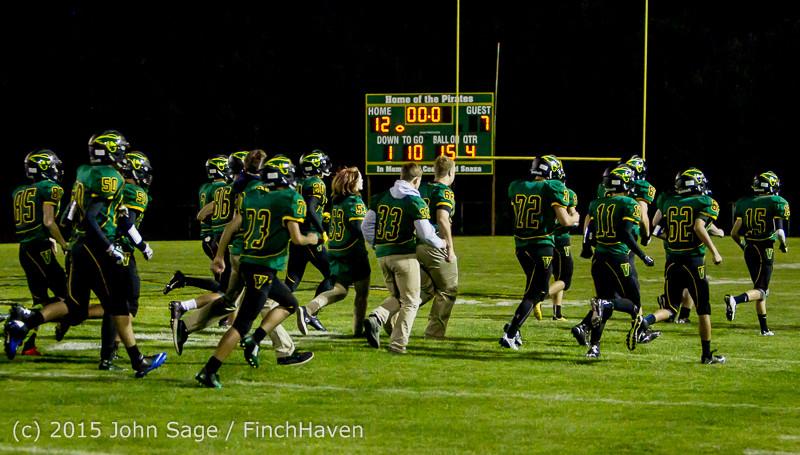 20547 Football v Forks 090415