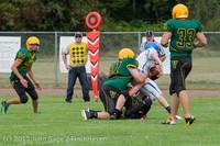 4109 Football v Orcas Island 090713