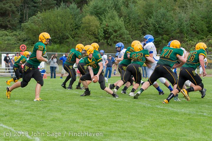 4176 Football v Orcas Island 090713
