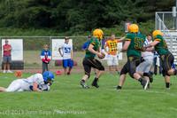 4358 Football v Orcas Island 090713