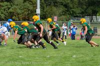 4694 Football v Orcas Island 090713