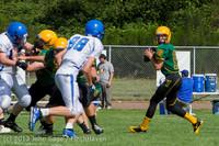 5050 Football v Orcas Island 090713