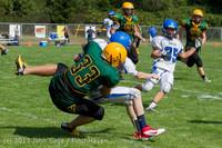 5250 Football v Orcas Island 090713