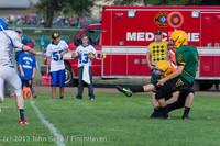 5448 Football v Orcas Island 090713