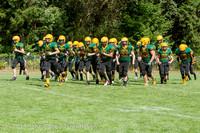 5500 Football v Orcas Island 090713