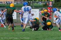5847 Football v Orcas Island 090713