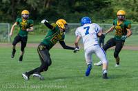 5871 Football v Orcas Island 090713