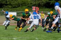 5945 Football v Orcas Island 090713