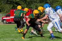 5984 Football v Orcas Island 090713