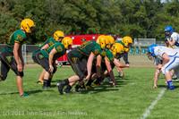 5999 Football v Orcas Island 090713