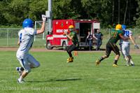 6116 Football v Orcas Island 090713