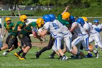 6211 Football v Orcas Island 090713