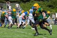 6973 Football v Orcas Island 090713