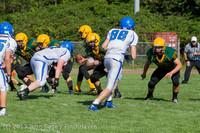 7017 Football v Orcas Island 090713