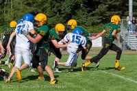 7276 Football v Orcas Island 090713