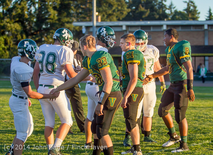 3702 Football v Port-Angeles 091214