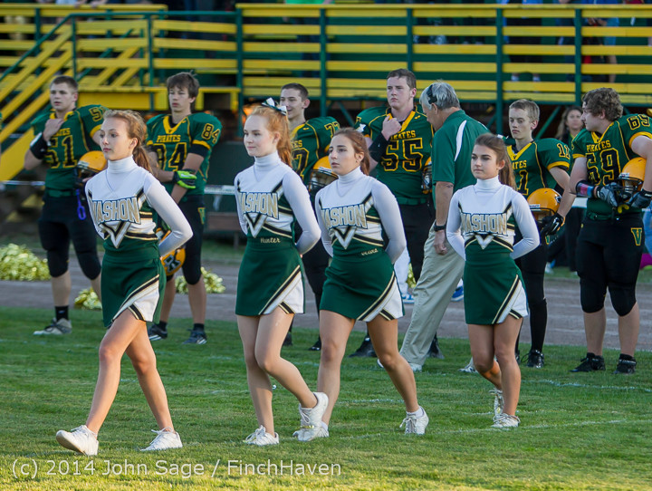 3766 Cheer-Crowd-Band Football v Port-Angeles 091214