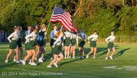 3789 Cheer-Crowd-Band Football v Port-Angeles 091214
