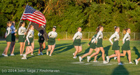3801 Cheer-Crowd-Band Football v Port-Angeles 091214