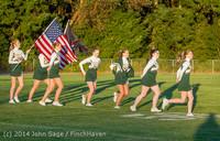3807 Cheer-Crowd-Band Football v Port-Angeles 091214