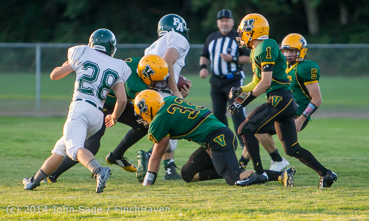 3902 Football v Port-Angeles 091214