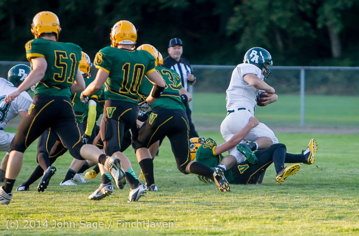 3907 Football v Port-Angeles 091214