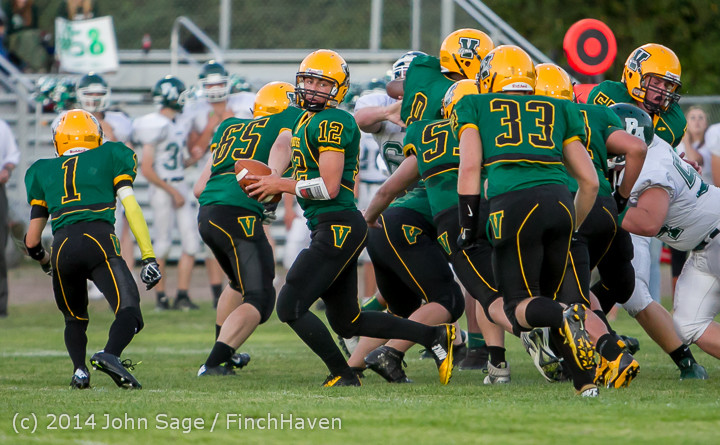 4190 Football v Port-Angeles 091214