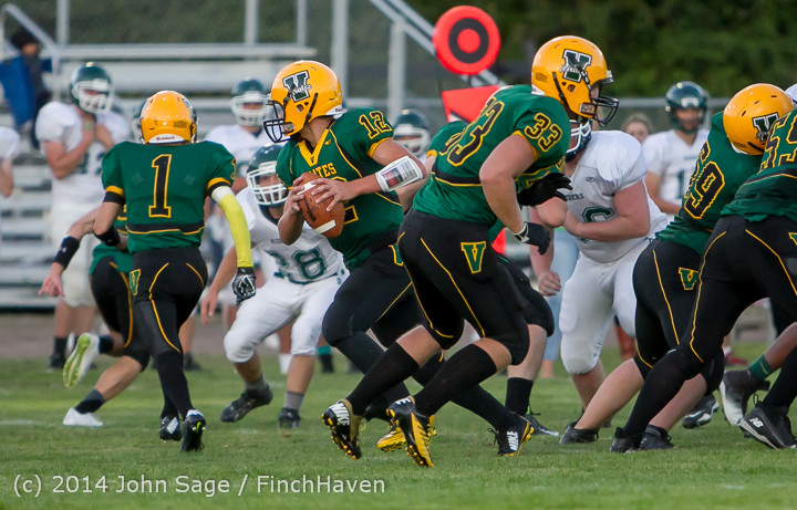 4210 Football v Port-Angeles 091214