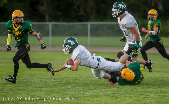 4286 Football v Port-Angeles 091214