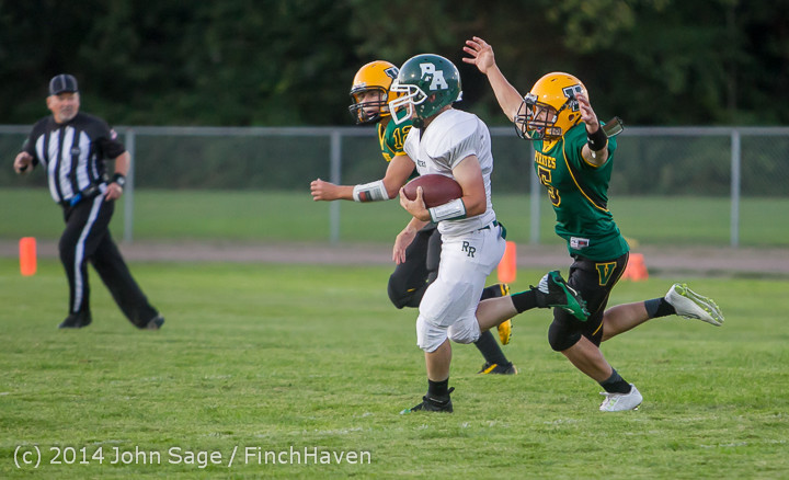 4325 Football v Port-Angeles 091214