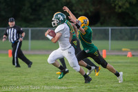 4326 Football v Port-Angeles 091214