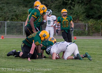 4497 Football v Port-Angeles 091214