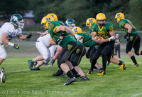 4523 Football v Port-Angeles 091214